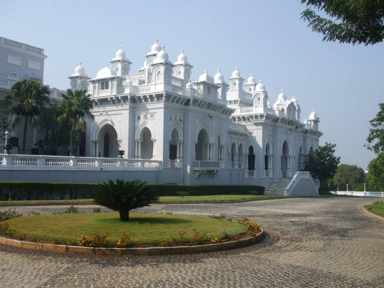 Fairytale Falaknuma Palace