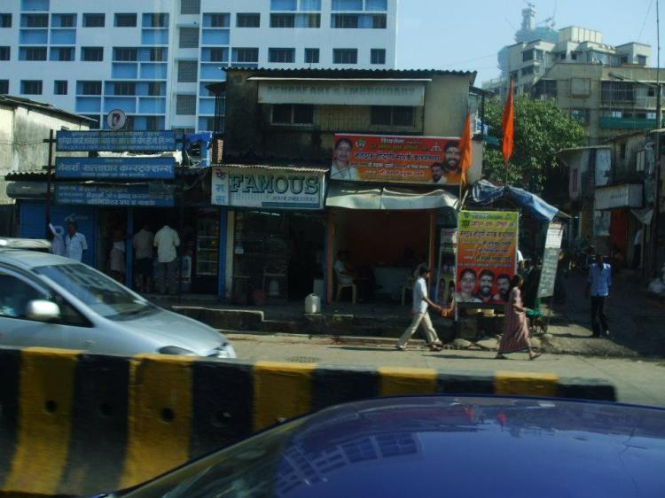 Mumbai's Famous hairdresser