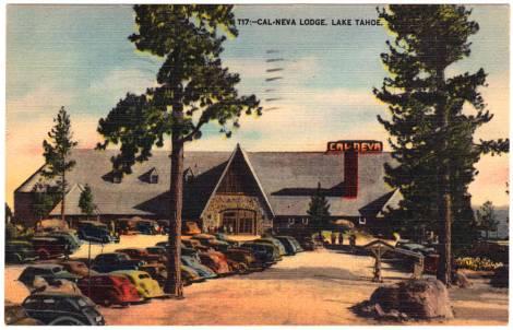 Cal Neva Lodge