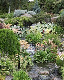 Kilver Court Secret Gardens