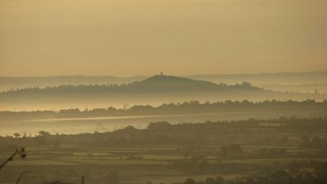Glastonbury Tor by  Joe Mayled