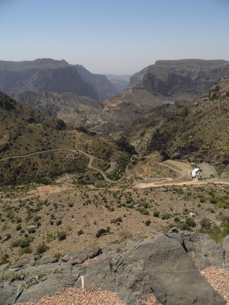 Hajar mountains 2