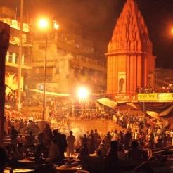 Ganga puja, Dashashwamedh Ghat, Varanasi