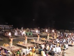 Dashashwamedh Ghat Ganga Puja, Varanasi